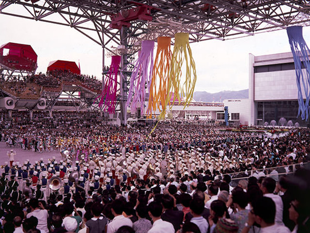 大阪世界博览会 闭幕式